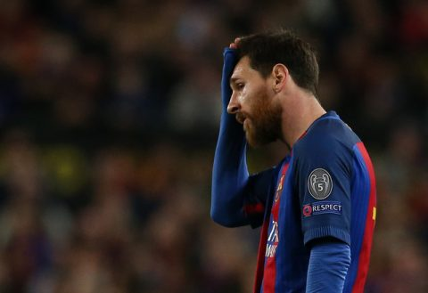 Fan Real hả hê trước sự bất lực của Messi