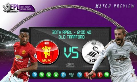 MU vs Swansea City, 18h00 ngày 30/4: Niềm tin từ thánh địa