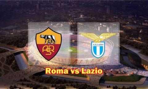 Roma vs Lazio, 17H30 ngày 30/04: Trận chiến thành ROME