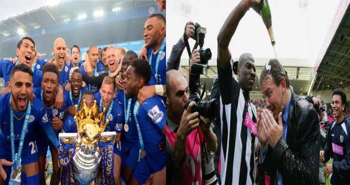 """TOP 9 cuộc trụ hạng """"thần thánh"""" nhất lịch sử bóng đá thế giới"""