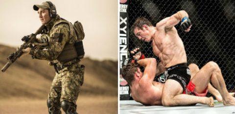UFC: Võ sỹ kiêm xạ thủ Mỹ tuyên chiến với… IS