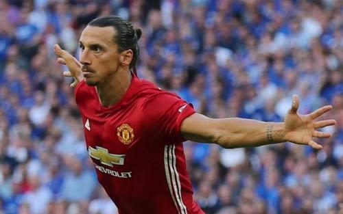 Top 10 siêu tiền đạo có thể thay Ibrahimovic tại M.U