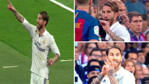Ramos nói về pha triệt hạ Messi cùng hành động khi rời sân