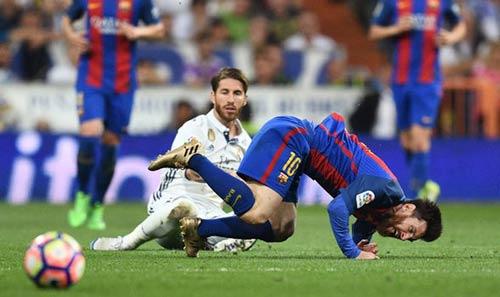 Ramos chỉ nghỉ 1 trận, Liga bị tố ngầm giúp Real