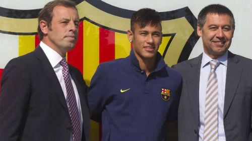 Real trả thù: Chủ tịch Barca sắp 'bóc lịch' vì Neymar