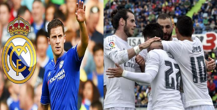 Để Hazard cập bến Bernabeu, Real sẵn sàng cho ra đi 3 cái tên xấu số