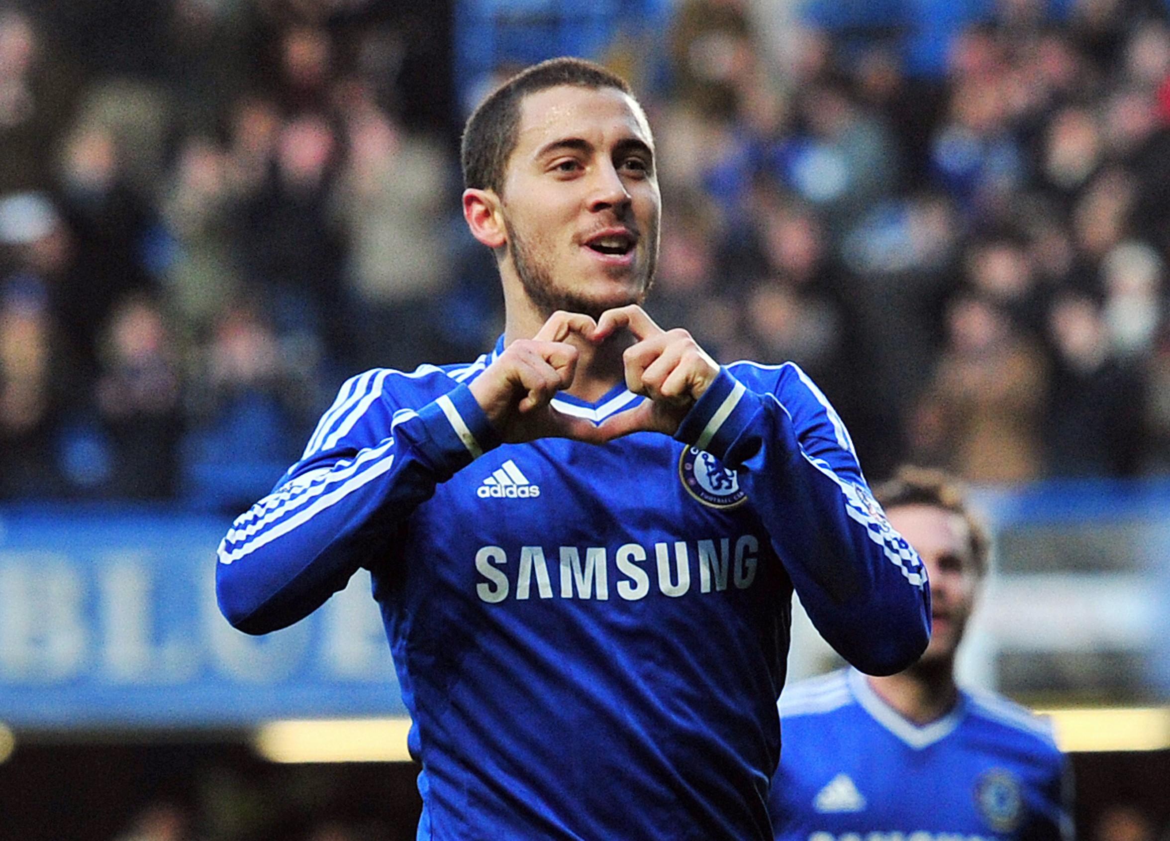Nói về tương lai, Hazard khiến CĐV Chelsea lo lắng