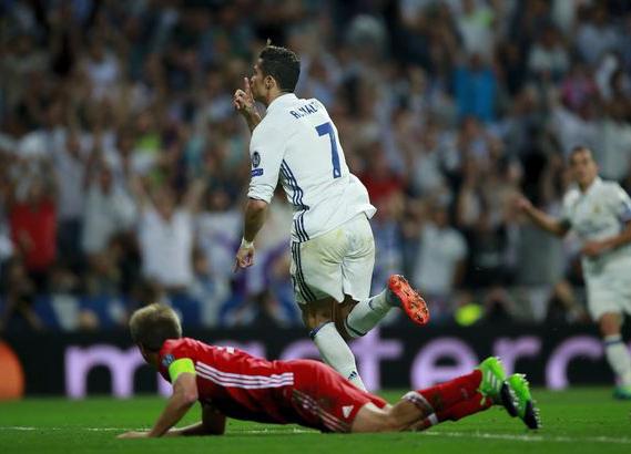 5 điều rút ra từ trận Real Madrid 4-2 Bayern Munich