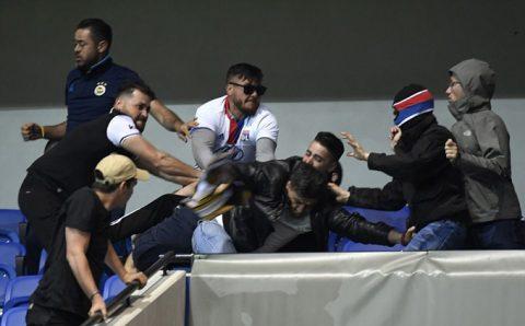 UEFA cấm hai đội bóng dự cúp châu Âu 2 năm