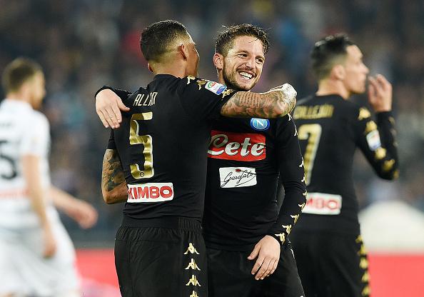 Trước vòng 33 Serie A: Top 3 lại bứt phá