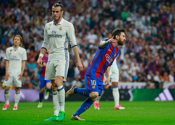 Chỉ 1 cầu thủ xé lưới Real Madrid nhiều hơn Messi