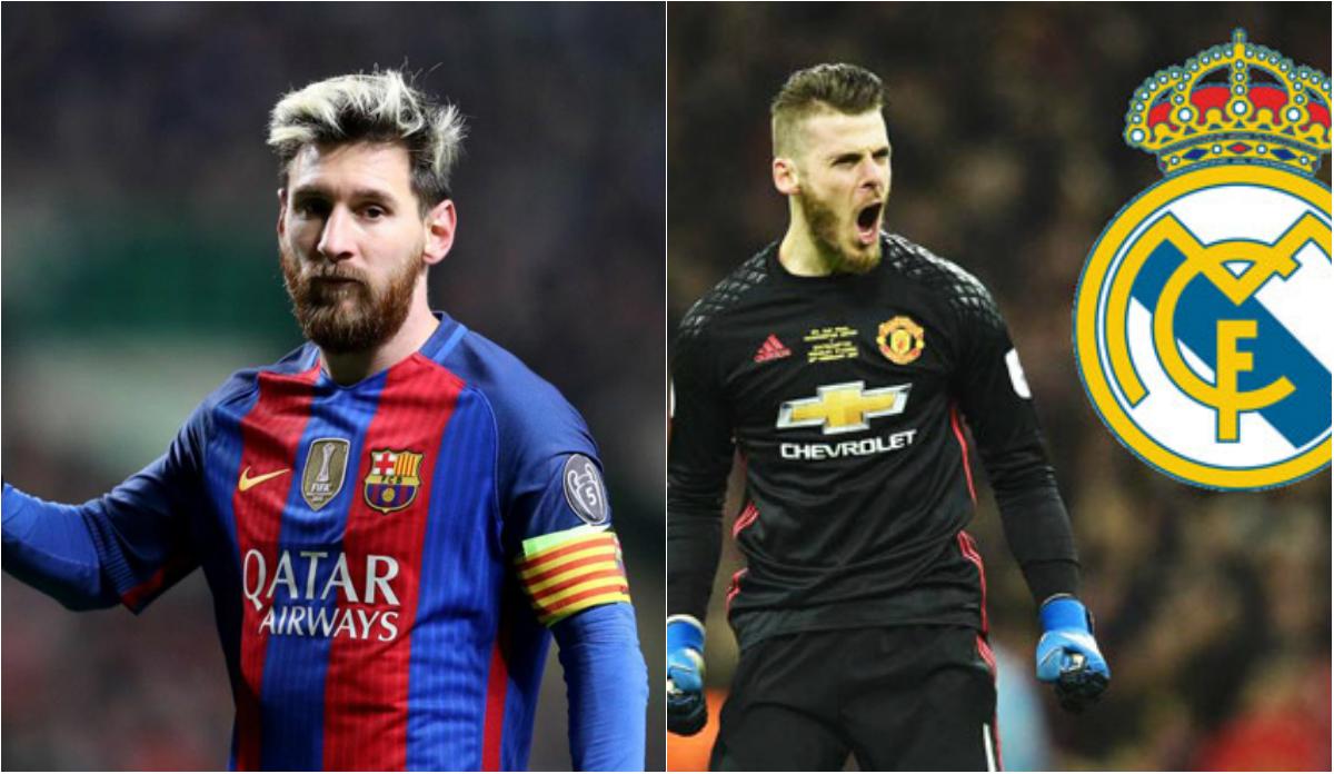 Điểm tin sáng 23/04: Barca méo mặt vì Messi; Bằng chứng cho thấy De Gea sắp tới Real