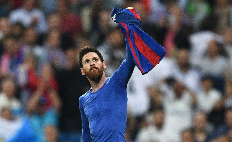 Messi không có đối thủ ở châu Âu