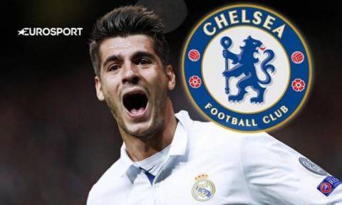 NÓNG: Chelsea đạt thỏa thuận chiêu mộ Morata