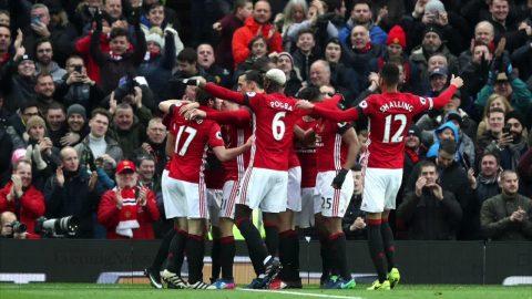 M.U đón tin không thể vui hơn trước derby Manchester