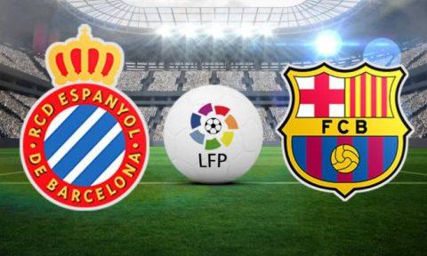 Espanyol VS Barcelona, 01h45 ngày 30/04: Derby Của Barca