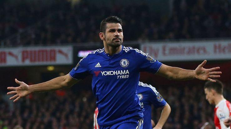 Diego Costa – Vua kiếm điểm ở Premier League