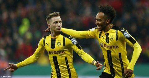 Ngược dòng hạ Bayern, Dortmund vào chung kết Cúp QG Đức