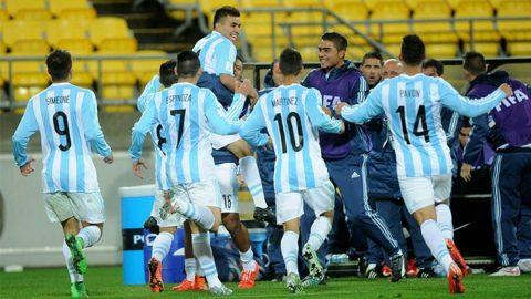 Vì sao U20 Argentina đưa đội hình B đến Việt Nam?