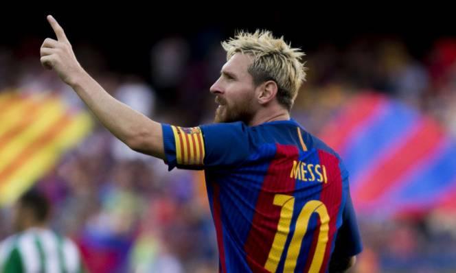 Bất ngờ với cầu thủ duy nhất Messi từng xin đổi áo