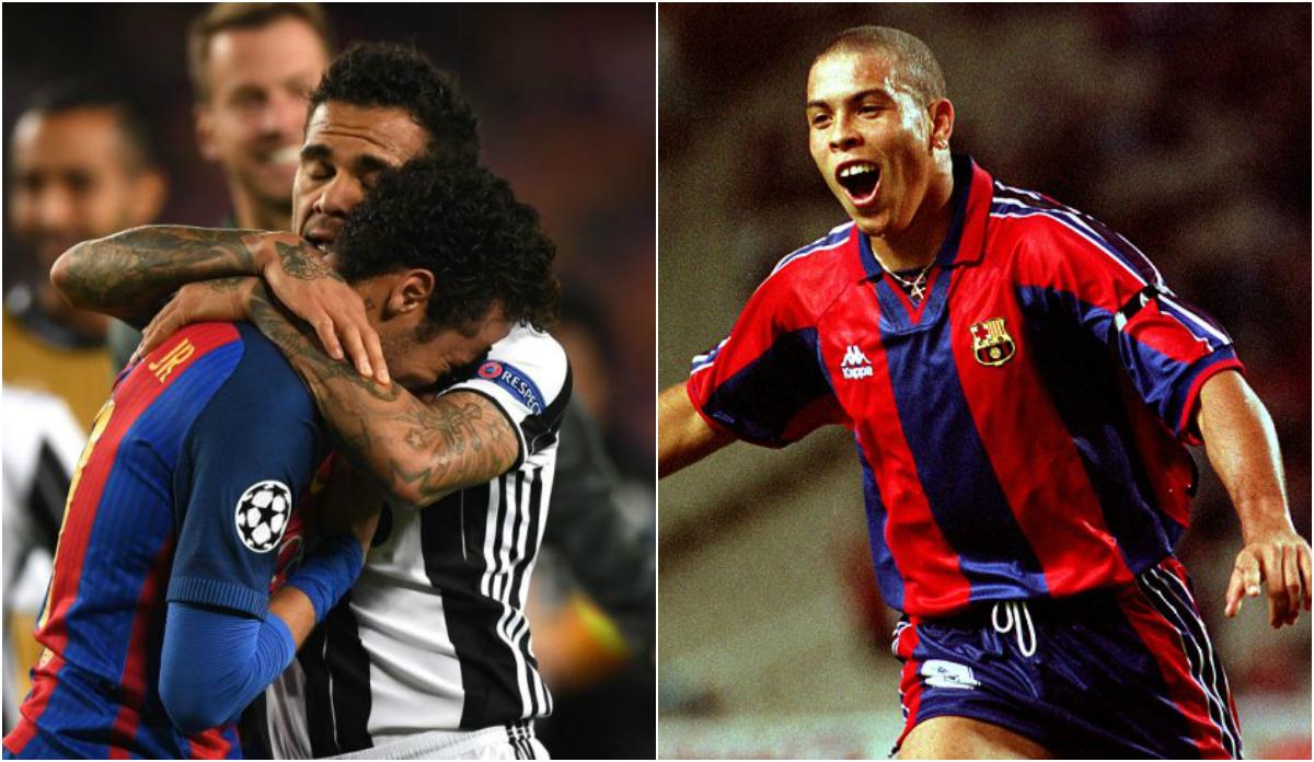 Dani Alves, Ronaldo và những thương vụ bán cầu thủ tệ hại nhất lịch sử Barca