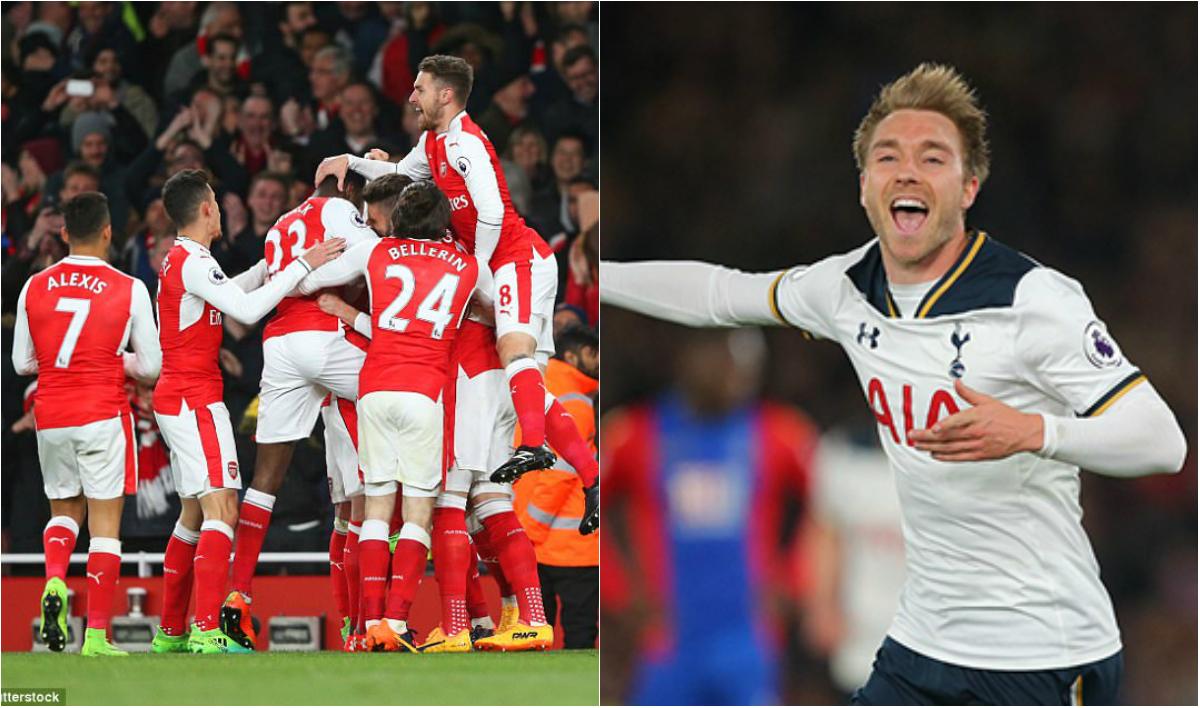 Arsenal trở lại Top 6, Tottenham kiên trì bám đuổi Chelsea