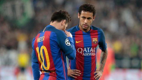 Thua đau Juve, Messi và Neymar đưa ra yêu cầu cực sốc cho BLĐ Barca