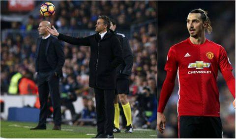 Điểm tin chiều 24/04: Hôm nay, Barca công bố người thay Enrique; Ibra khẳng định không giải nghệ vì chấn thương