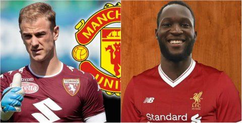 Tin chuyển nhượng 30/04: Man City sẵn sàng để Hart tới M.U; Liverpool gây sốc với Lukaku