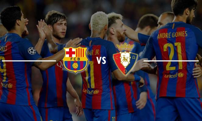 Barcelona vs Osasuna, 00h30 ngày 27/4: Nhiệm vụ dễ dàng