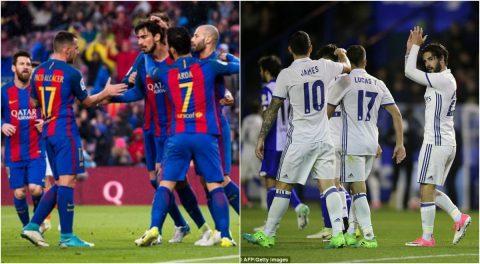 Điểm tin sáng 27/04: Real-Barca bám đuổi quyết liệt tại Liga, MU sắp có siêu thủ môn thay De Gea