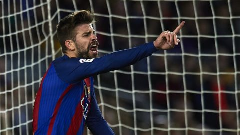 Đại thắng Espanyol, Pique lên tiếng thách thức Real