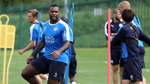 Leicester tan nát hàng thủ trước trận tái đấu Atletico
