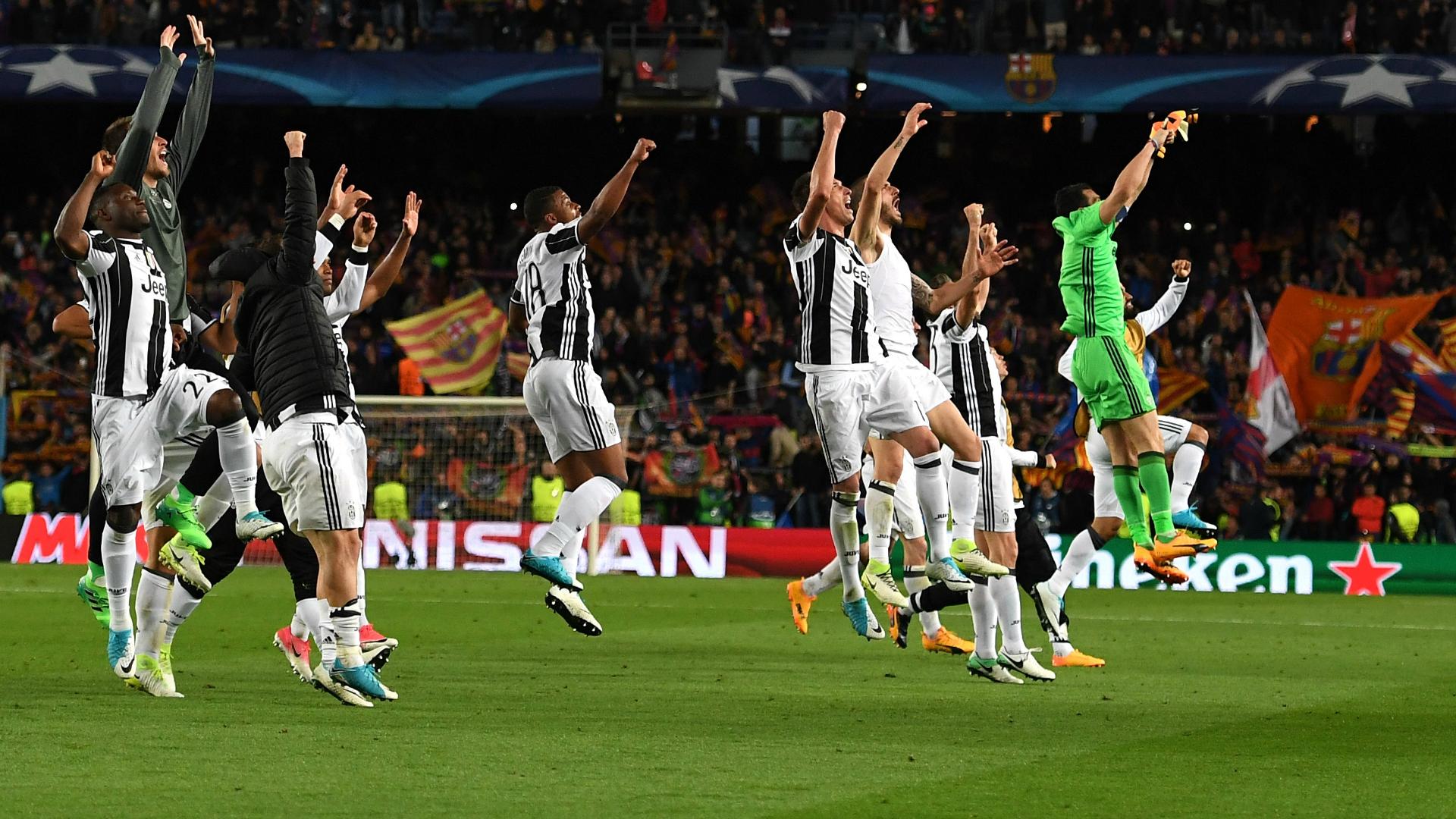 """""""Đá suốt ngày với Barca, Juve cũng không bị thủng lưới"""""""