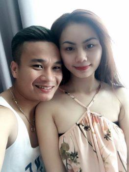 """Nhan sắc xinh đẹp của bạn gái """"Ronaldo Việt Nam"""""""