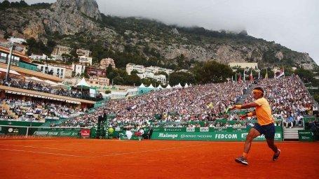 """Monte-Carlo ngày 2: """"Vua"""" Nadal và vật cản đầu tiên"""
