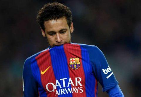 Barcelona có thể đưa ra quyết định gây sốc về Neymar ở Siêu kinh điển