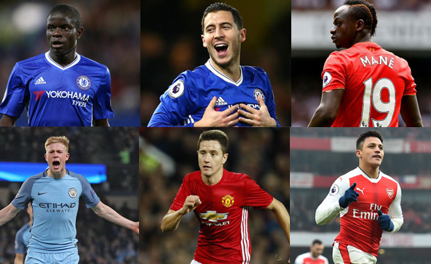 CHÍNH THỨC: PFA đã công bố danh tính cầu thủ xuất sắc nhất Premier League