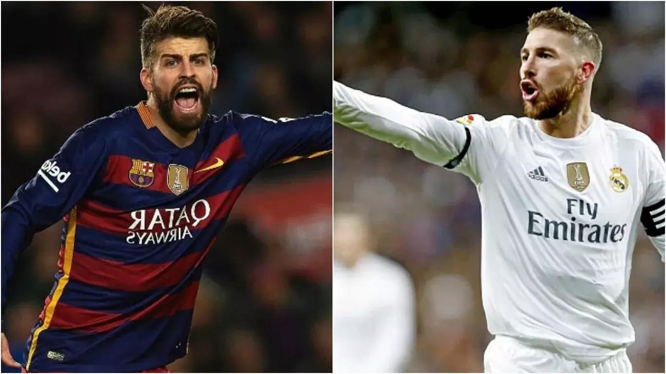 Ramos đáp trả đầy thâm thúy khiến Pique chỉ biết câm nín