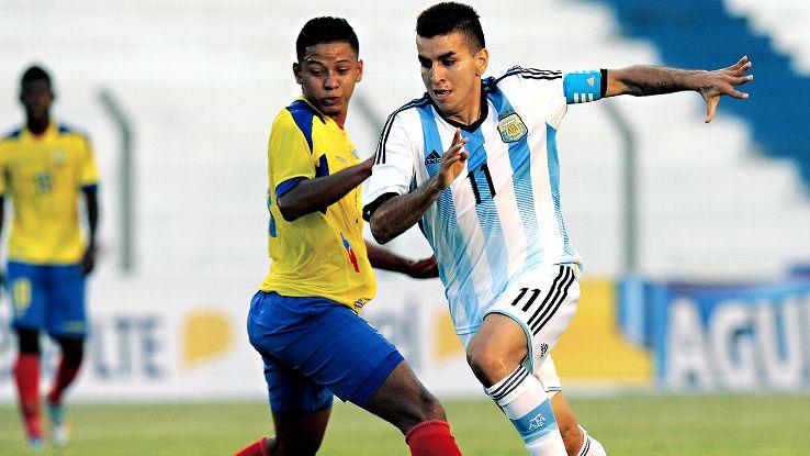 U20 Argentina mang đội hình giá trị tới Việt Nam