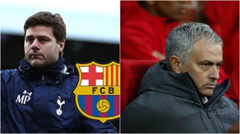 Điểm tin chiều 22/04: Pochettino chê ghế nóng ở Barca; Sau Ibra, M.U nhận thêm cú sốc về nhân sự