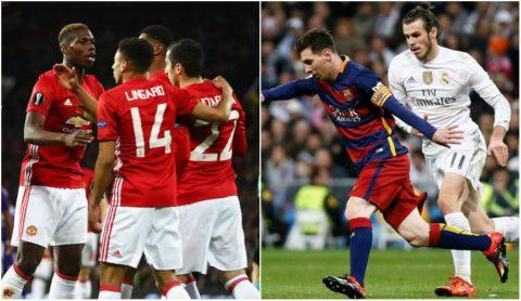 BẢN TIN SÁNG 21/04: MU có thêm kỷ lục trên sân nhà; Real đón tin cực vui trước El Clasico