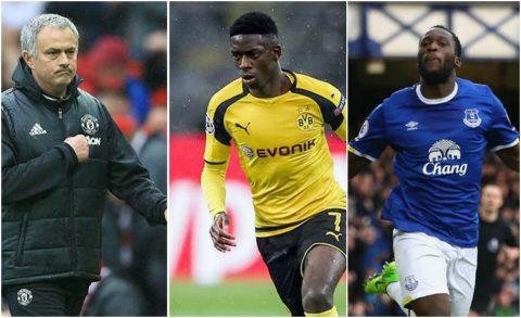 Điểm tin tối 18/4: Mourinho quyết chi đậm cho sao Dortmund, Everton đòi 100 triệu bảng cho Lukaku