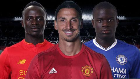 10 bản hợp đồng hè chất lượng nhất Premier League