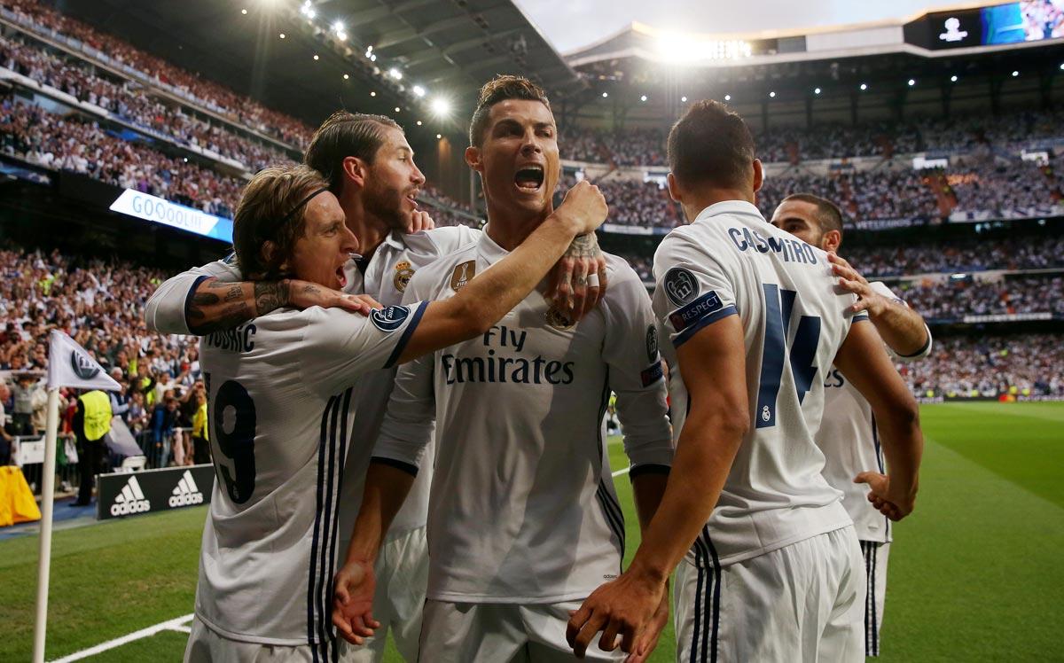 Ronaldo tuyên bố câu xanh rờn, Barca hết cửa vô địch