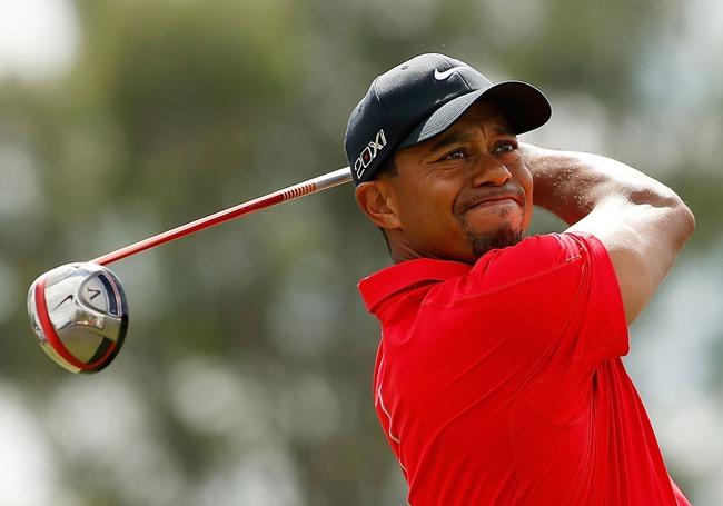 Tin thể thao HOT 30/5: Tiger Woods bị bắt