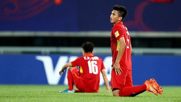 U20 Việt Nam và nỗi lo thể lực