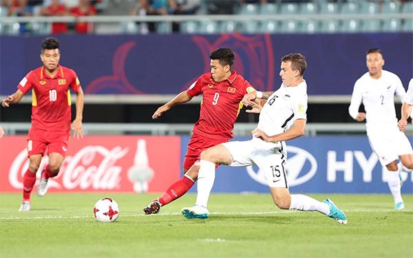 VIDEO: U20 Việt Nam 0-0 U20 New Zealand (Bảng E – U20 World Cup 2017)
