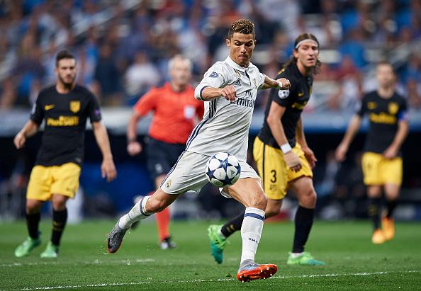 Cầu thủ Atletico nói gì về màn trình diễn của Ronaldo?