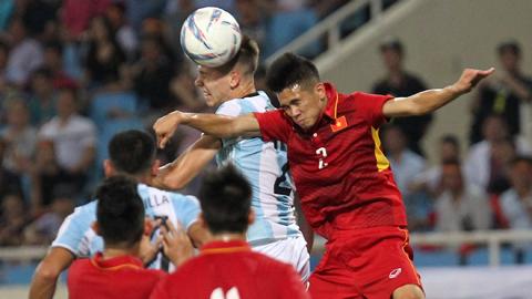 U22 Việt Nam & bài học 'biết người biết ta' sau trận thua U20 Argentina